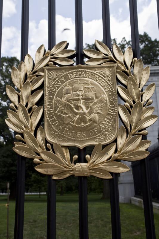Navy Department Seal
