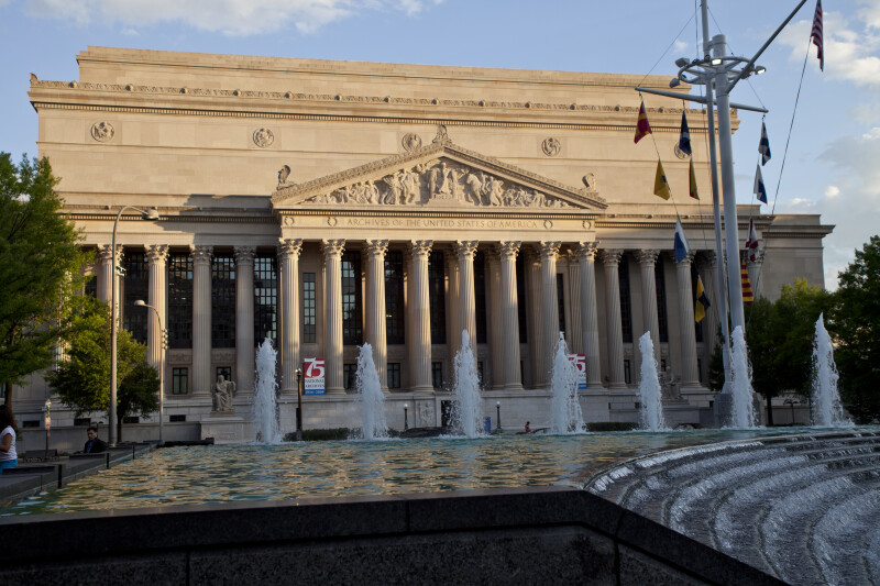 Navy Memorial and Archives Building