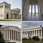 Neo-Classical Architecture photographs