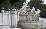 Neptune Fountain at Schönbrunn