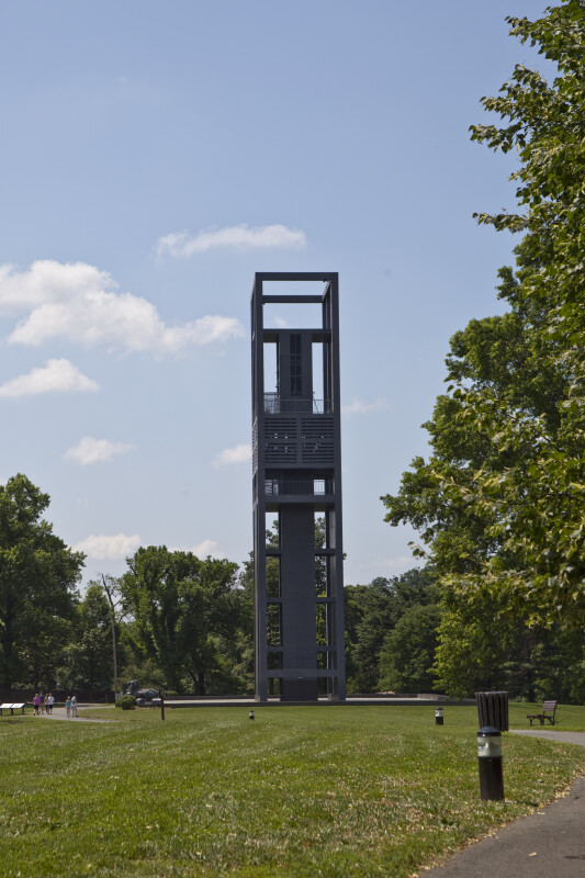 Netherlands Carillon and Footpath