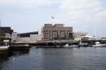 New England Aquarium Side
