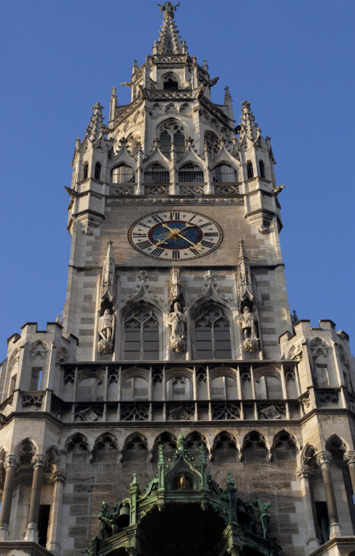 New Town Hall Tower with Glockenspiel
