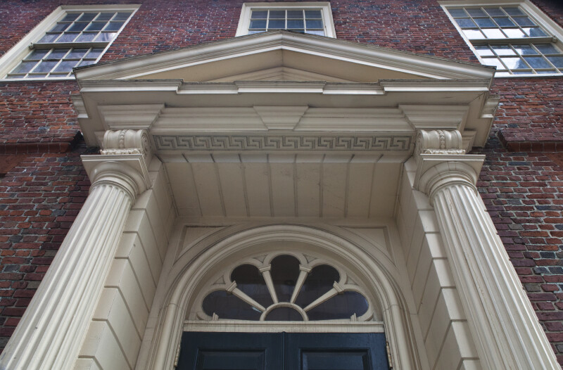 North Entrance, Old State House