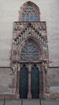 North Transept Door at Frankfurt Cathedral