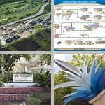 Northeast Water Reclamation Facility photographs