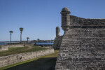 Northwest Bartizan and Main Watch Tower of Castillo de San Marcos