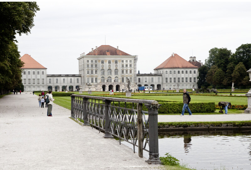 Nymphenburg Grounds