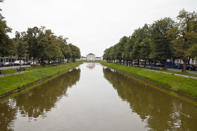 Nymphenburg Canal