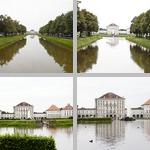 Nymphenburg Palace and Park photographs