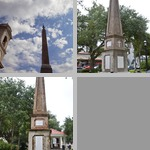 Obelisks photographs