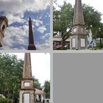 Obelisks photographs