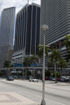 Office Buildings and Tri-Rail