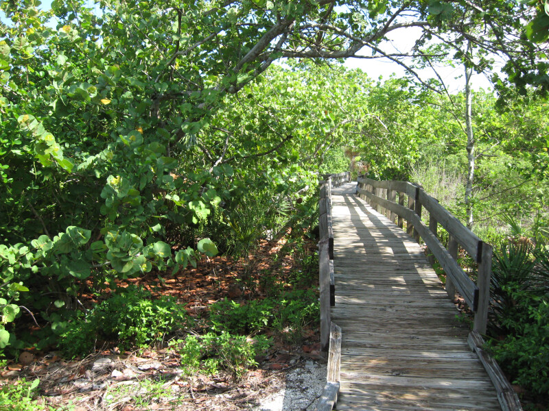 Old Boardwalk