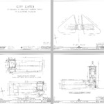 Old City Gates Drawings photographs
