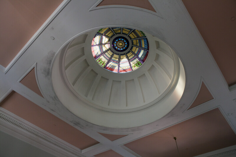 Old State Capitol Dome