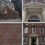 Old State House in Boston photographs