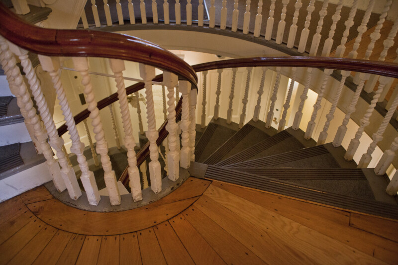 Old State House, Stairway