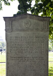 Oneida Football Monument at Boston Common