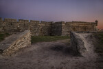 Opening in Outer Wall of Castillo de San Marcos