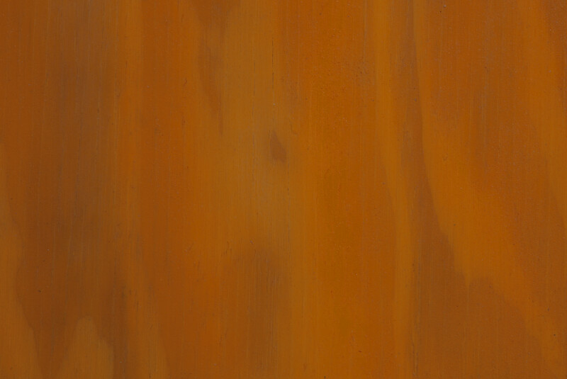 Orange-Colored Wooden Board
