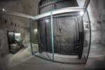 Original Sally Port Doors of Castillo de San Marcos