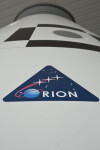 Orion Logo and Capsule
