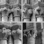 Ornamental motifs and details photographs