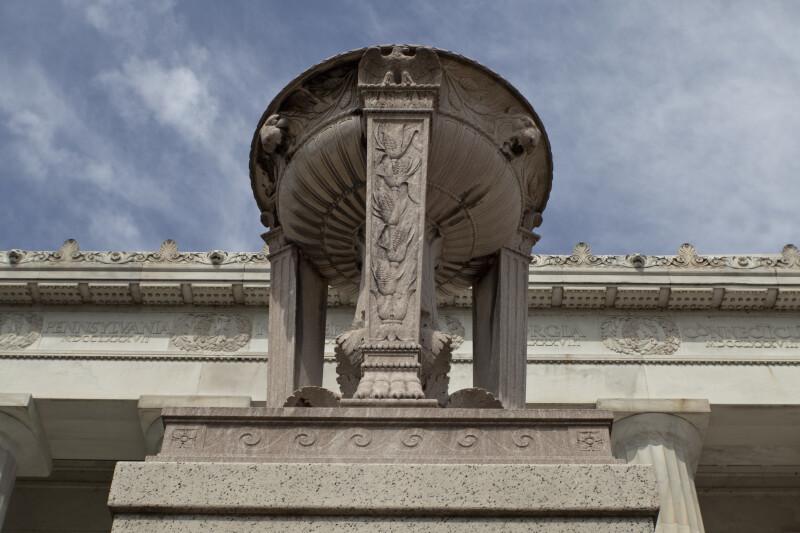 Ornate Urn