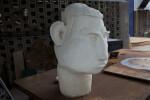 Oversized Ceramic Head #1