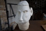 Oversized Ceramic Head #2