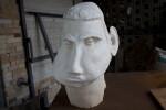 Oversized Ceramic Head #2