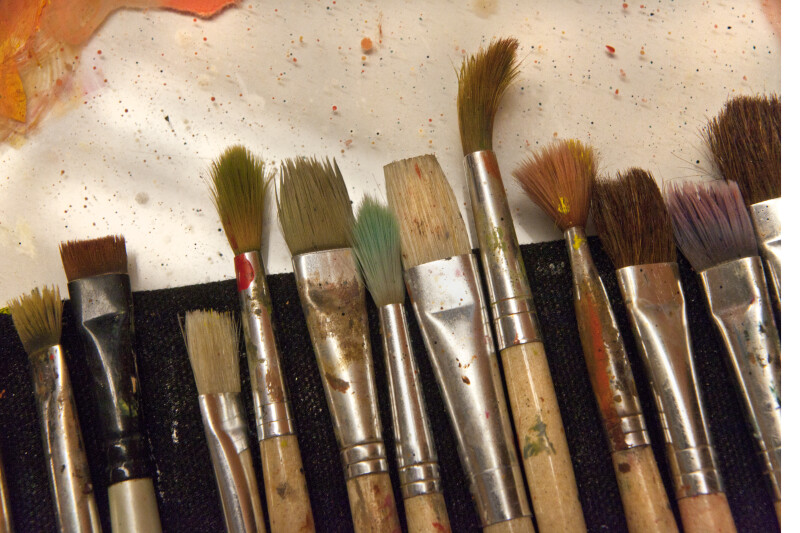 Paintbrush Collection