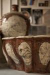 Painted/Glazed Ceramic Bowl
