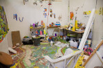 Painter's Workspace #1