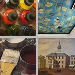 Painting Media photographs