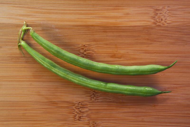 Pair of Green Beans