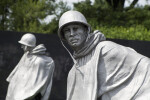 Pair of Korean War Soldiers