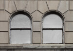 Pairs of Round Arch Windows
