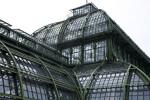 Palmenhaus Detail