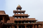 Panch Mahal's Five Floors