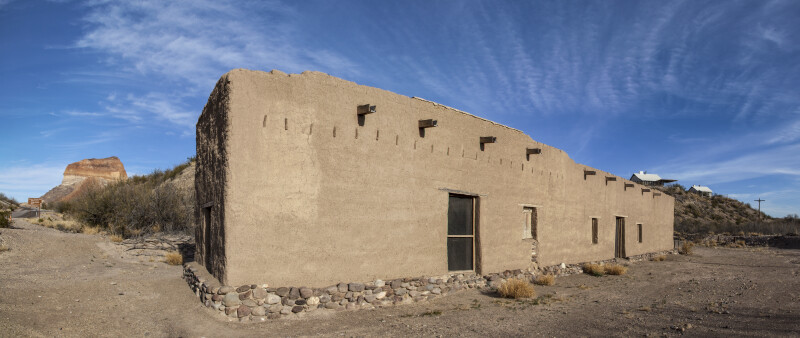 Panoramic View of Alvino House