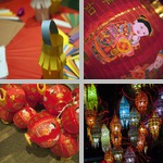 Paper Lanterns photographs