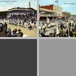 Parades photographs