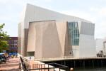 Part of the New England Aquarium