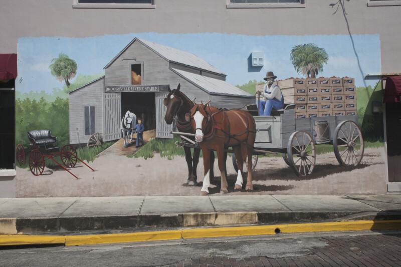 Pastoral Mural