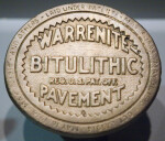 Patented Pavement Scraper