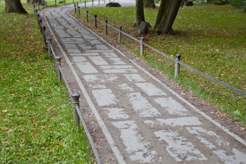 Path at Englischer Garten