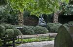 Path Including Buddha Statue