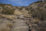 Path Leading to Upper Level at Historic Castolon